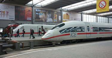 train-munich